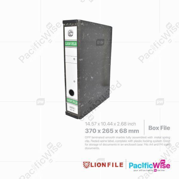 Lion Box File