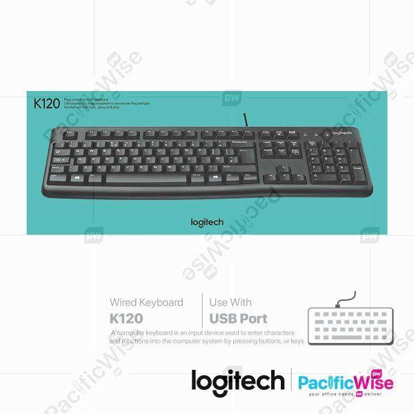 Logitech Wired Keyboard K120