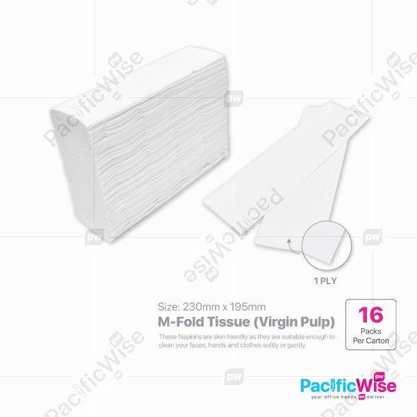 M-Fold Tissue (Virgin Pulp)