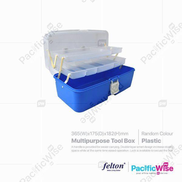 Felton Multipurpose Tool Box (FTB-012)