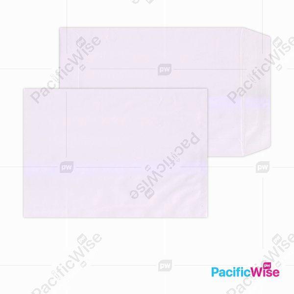 White Envelope (Non-Window) 7