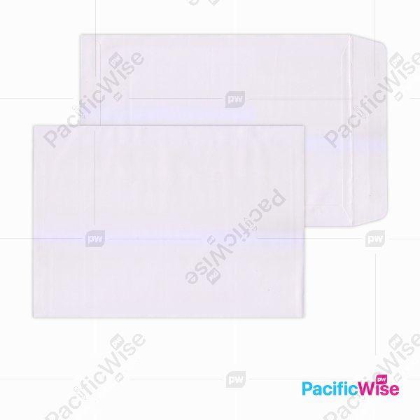 White Envelope (Non-Window) 9