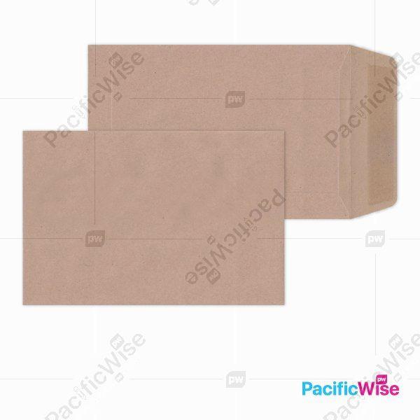Brown Manila Envelope (Non-Window) 6