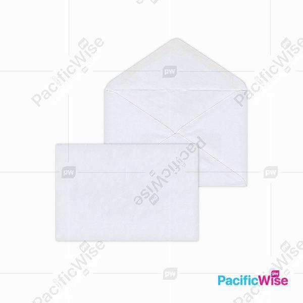 White Envelope (Non-Window) 6 1/4
