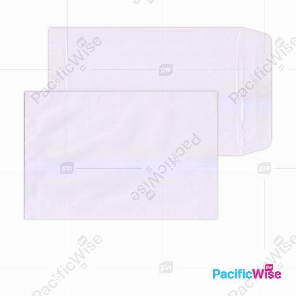 White Envelope (Non-Window) 6