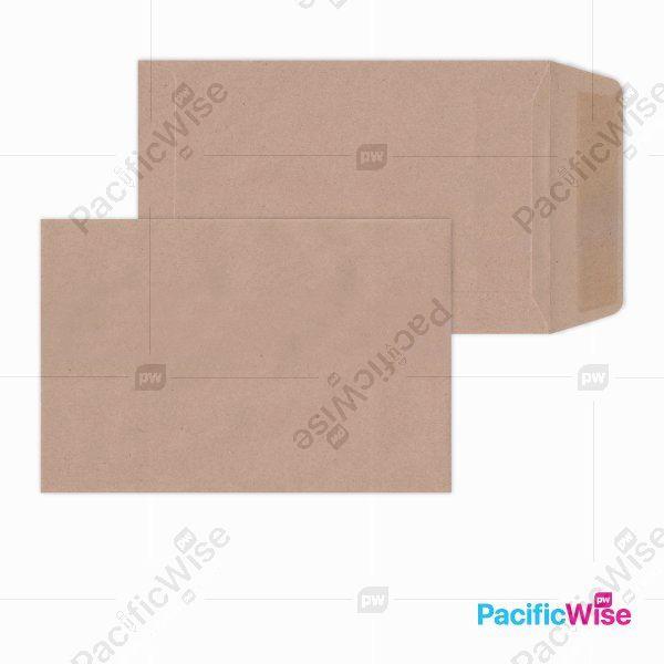 Brown Manila Envelope 6 3/8