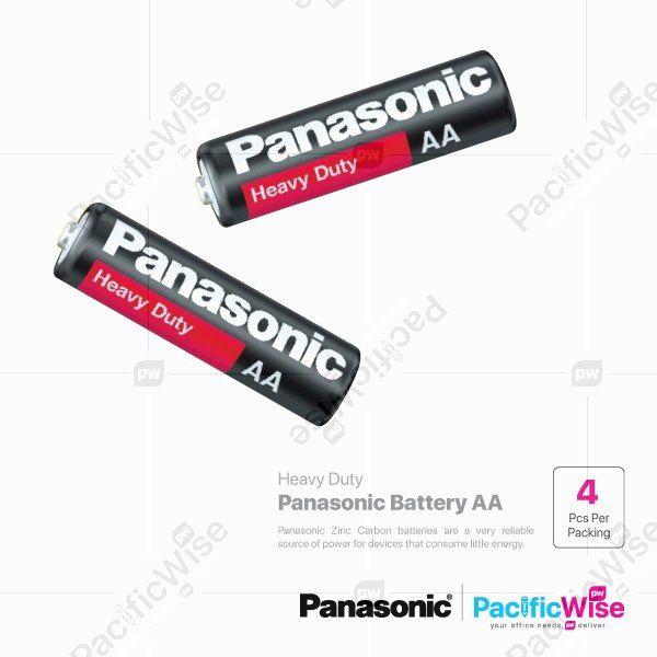 Panasonic Battery AA (Heavy Duty)