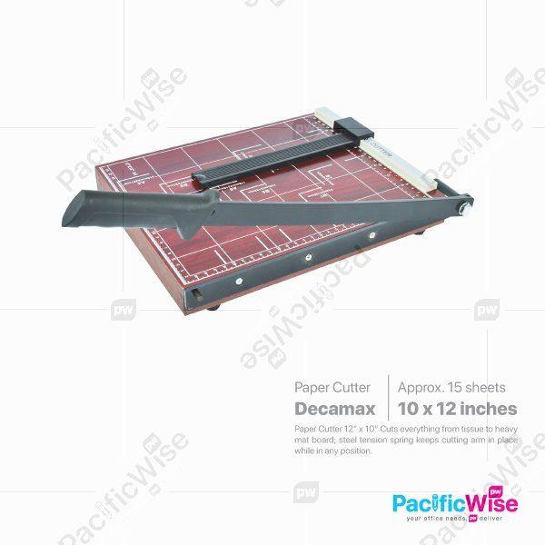 Paper Cutter 10 x 12 inch