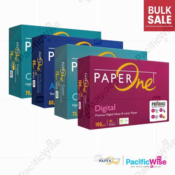 A4 Paper/PaperOne/A4 Kertas 80gsm/A4 Kertas 70gsm/A4 Kertas 75gsm/A4 Kertas 100gsm/Copier Paper