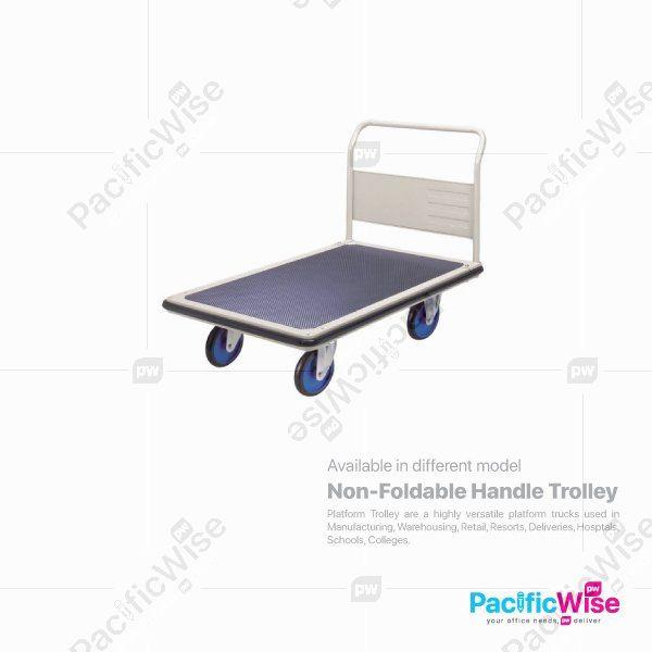 Prestar Non-Foldable Handle Trolley 400kg