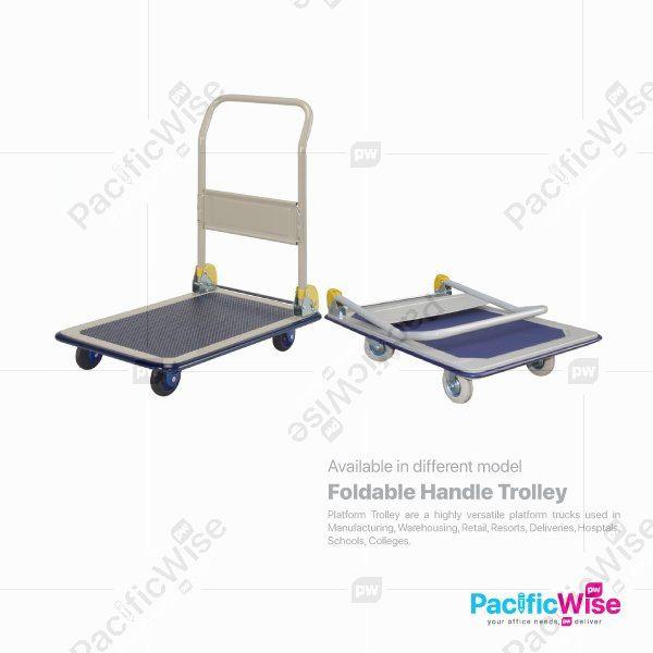 Prestar Foldable Handle Trolley