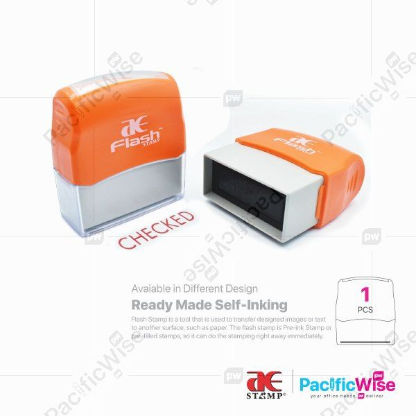 Ready Made Self-Inking Stamp