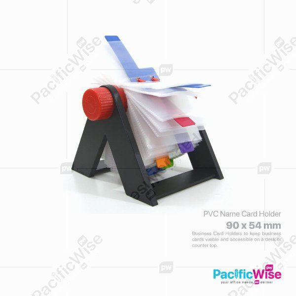 Business Card Rotary File/Fail Putar Kad Perniagaan/Holder Filing/W-1250