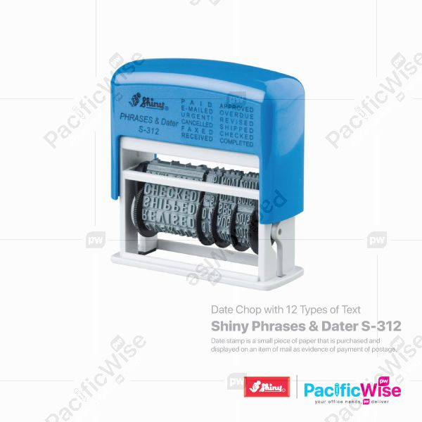Shiny Phrases & Dater S-312