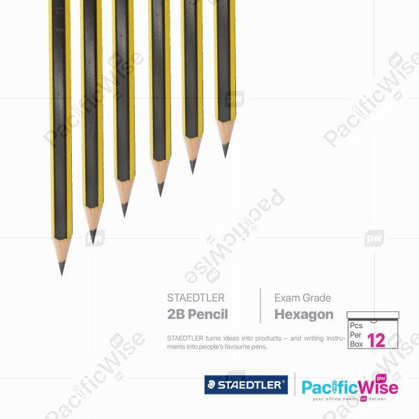 Staedtler 2B Pencil Noris (12'S)