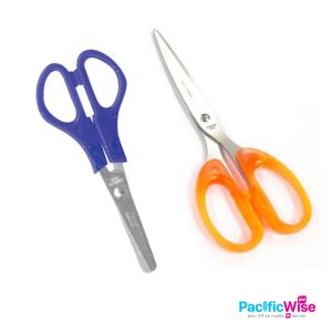 Scissors/Gunting/Cutter/Steel (2 Sizes)