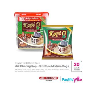 Aik Cheong Kopi-O Coffee Mixture Bags (10g)