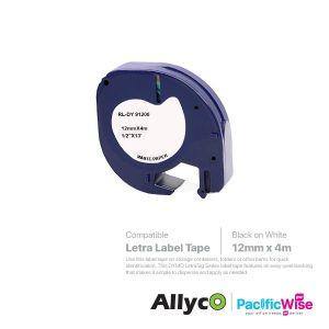 Dymo Letra Label Tape (Compatible) (Paper)