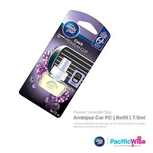 Ambipur Car Pc Refill (7.5ml) Lavender Spa
