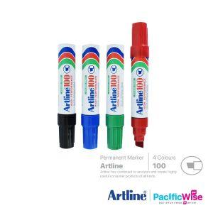 Artline/Permanent Marker/Penanda Kekal/Writing Pen/100/7.5-12.0mm