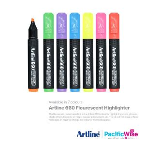 Artline Highlighter 660