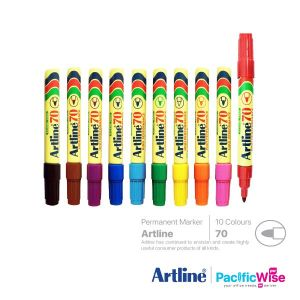 Artline/Permanent Marker/Penanda Kekal/Writing Pen/70/1.5mm