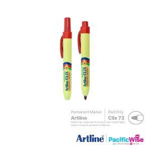 Artline/Permanent Marker/Penanda Kekal/Writing Pen/Clix73/1.5mm