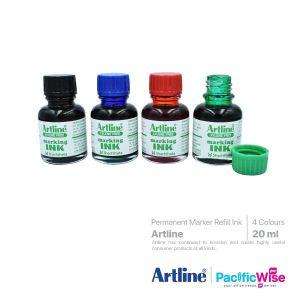 Artline Permanent Marker Refill Ink 20ml
