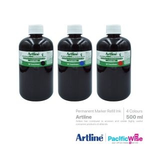Artline Permanent Marker Refill Ink 500ml
