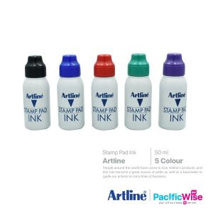 Artline Stamp Pad Ink 50CC