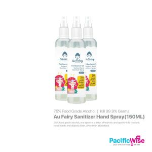 Au Fairy Anti-Bac Instant Hand Sanitizer Spray (150ML)