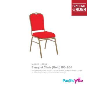 Banquet Chair (Gold)/Kerusi Jamuan/BQ-964