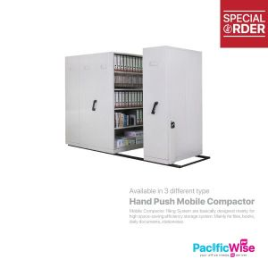 Hand Push Mobile Compactor