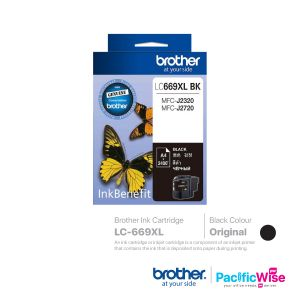 Brother Ink Cartridge LC-669XL Black (Original)
