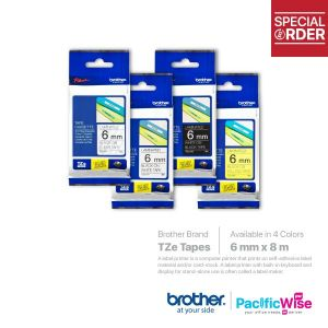 Brother TZe Tapes 6mm