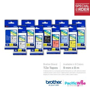 Brother TZe Tapes 9mm