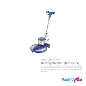 Buffing Machine (Burnisher)