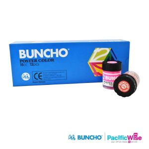 Buncho/Poster Colour/Warna Poster/Colouring/15CC (12'S)