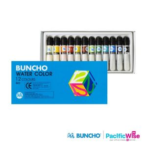 Buncho/Water Colour/Warna Air/Colouring/6CC (12'S)