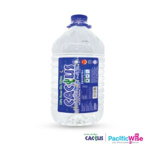 Cactus/Mineral Water/Air Mineral/5.5L