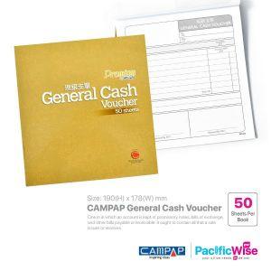 CAMPAP General Cash Voucher