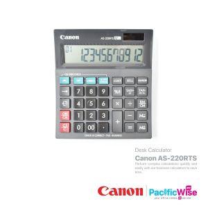 Canon Calculator/Kalkulator/AS-220RTS