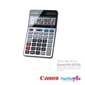Canon Calculator HS-20TSC