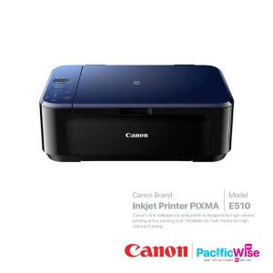 Canon Inkjet Printer Pixma E510 (3in1)