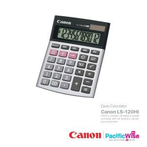 Canon Calculator/Kalkulator/LS-120HI