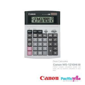 Canon Calculator WS-1210Hi III