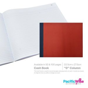 "CASH BOOK ""0"" Column"