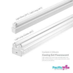 Casing Set Fluorecent Light