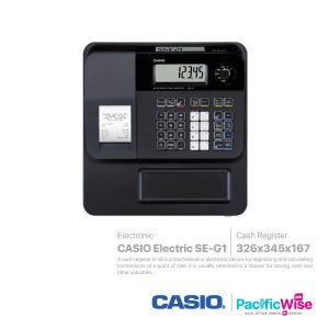 Casio Electronic Cash Register (SE-G1)