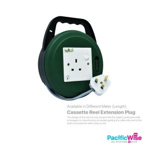 Cassette Reel Extension Plug